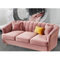attractive design new fashion leisure 3 piece living room furniture garden highback 7 seater couples sofa set