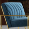 custom bedroom furniture fabric leisure lounger study recliner chair sofa