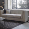 Soft furniture outdoor high back chesterfield velvet corner sectional couch sofa for indoor